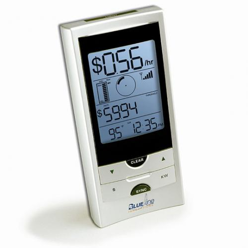 Whole House Energy Monitor : Blue line powercost monitor mapawatt